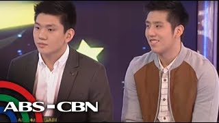 Download WATCH Teng brothers compete for a girl's number Video