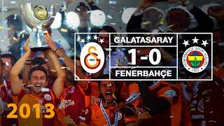 Download Süper Kupa 2013 | Özet: Galatasaray 1-0 Fenerbahçe Video