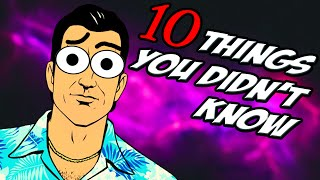 Download 10 Things You Didn't Know About GTA Vice City Video