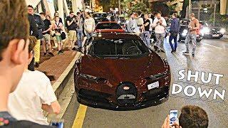 Download $5 MILLION Bugatti Chiron SHUTS DOWN MONACO! Video