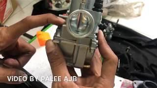 Download Yamaha 125Z - Part 15 - Carburetor KEIHIN PWK 30 Video