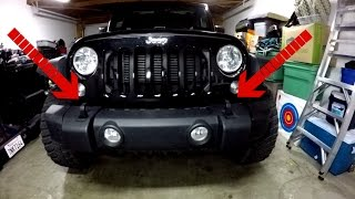 Download How to Remove a Jeep JK Bumper Video