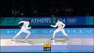 Download Olimpiadi Atene 2004 Vezzali Oro Fioretto Femminile Video