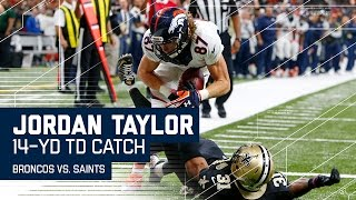 Download Jordan Taylor's 1st NFL TD is Incredible! | Broncos vs. Saints | NFL Video