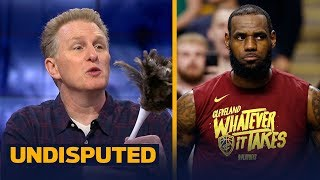Download Michael Rapaport says it's over for LeBron's Cavs in the Eastern Conf. Finals | NBA | UNDISPUTED Video