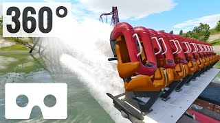 Download VR Video 360° Roller Coaster Google Cardboard SBS 360 degree VR Box 8K Video