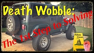 Download Death Wobble - The First Step To Solving The Problem! Video