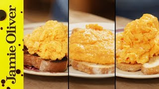 Download How To Make Perfect Scrambled Eggs - 3 ways | Jamie Oliver Video