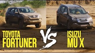 Download Toyota Fortuner VS Isuzu MU-X: Can The New Comer Take On The King? Video