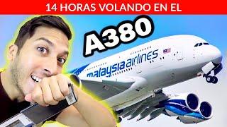 Download 14 HORAS en EL AVIÓN MÁS GRANDE DEL MUNDO! A380 😱| Alex Tienda ✈️ Video