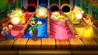 Download Mario Party Star Rush - All Free-for-All MiniGames Video