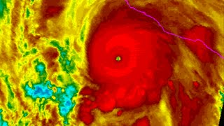 Download Patricia a record 200mph Category 5 hurricane - Update 3 (10/23/15) Video