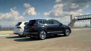 Download Tiguan R-Line. The style of sport. Video