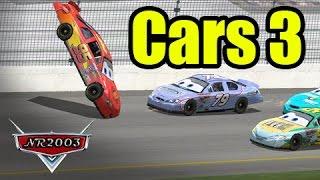 Download Cars 3 - McQueens Flip - Full Scene Reenactment Video