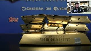 Download 2016-17 Panini Gold Standard Basketball 12 Box Case Break #1 Video