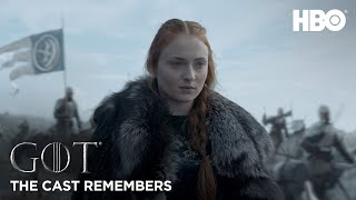 Download The Cast Remembers: Sophie Turner on Playing Sansa Stark | Game of Thrones: Season 8 (HBO) Video