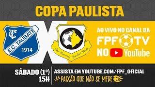 Download Taubaté 1 x 0 São Bernardo - Copa Paulista 2018 Video