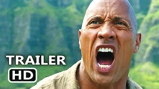 Download JUMANJI 2 International Trailer (2017) New Footage, Dwayne Johnson Adventure Movie HD Video