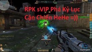 Download Bình Luận Truy Kich | RPK sVIP vs Zombie - Phá kỷ lục Cận Chiến :)) ✔ Video