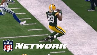 Download Toe Drag Swag (Divisional Round) | Jared Cook, Randall Cobb & More | Good Morning Football Video
