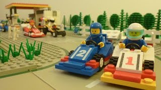 Download Lego Car Chase Stop Motion Video