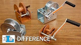 Download Brake Winches - Short Version - DL Difference Video