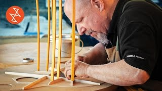 Download Making a Guitar | Handcrafted Woodworking | Où se trouve: Greenfield Guitars Video