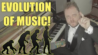 Download Evolution of Music ( 1680 AD - 2017) Video