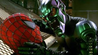 Download The Green Goblin Proposal - Rooftop Scene - Spider-Man (2002) Movie CLIP HD Video