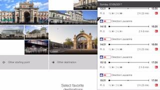 Download How to buy CHEAPER TRAIN TICKETS in Switzerland! Guide for travellers! Video
