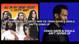 Download Fifth Harmony ft. Fetty Wap vs. Craig David & Sigala - Ain't Flexing Up (SimGiant Mash Up) Video