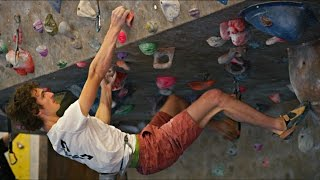 Download Competition Climbing With Adam Ondra | Part 1 Video