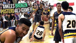 Download Cassius Stanley Reacts to OVERRATED Chants w/ ANKLE BREAKER & DUNK! CRAZY LIT FINISH IN PLAYOFFS! Video