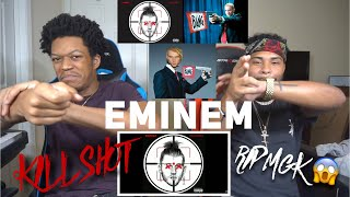 Download OMG EMINEM WHY YOU DO HIM LIKE THAT 😱EMINEM KILLSHOT Video
