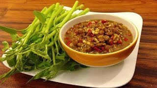 Download របៀបធ្វើសាច់ជ្រូកឆាសៀង | Fermented Soy Bean with Pork - មេផ្ទះ (Housewife) Video