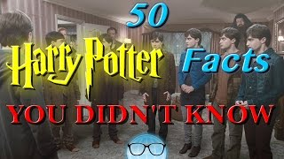 Download 50 Harry Potter Facts YOU DIDN'T KNOW Video