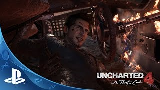 Download UNCHARTED 4: A Thief's End - E3 2015 - Sam Pursuit Gameplay   PS4 Video