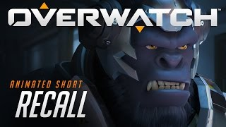 Download Overwatch Animated Short   ″Recall″ Video