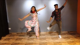 Download SUIT | NIMRAT KHAIRA | WEDDING SPECIAL BHANGRA | EASY STEPS FOR COUPLE ,THE DANCE MAFIA Video