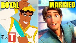 Download Disney Princes Who Were Born Royal Vs. Marrying Into Royalty Video