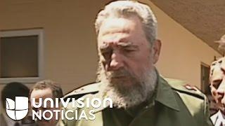 Download Jorge Ramos recuerda su encuentro con Fidel Castro Video