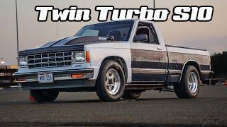 Download IT'S ALIVE Twin Turbo S10 Street Car! Video