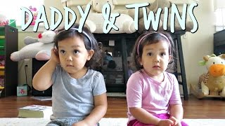 Download Daddy and Twins! - October 09, 2016 - ItsJudysLife Vlogs Video