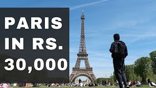 Download Paris For Rs. 30,000 - Hostel, Parties, Indian Food, Sim, Museums, Boats, Palaces - Indian Vlogger Video