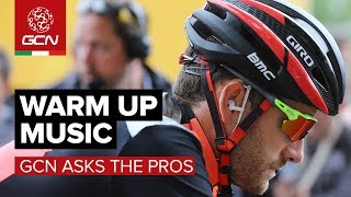 Download What Music For Warming Up? | GCN Asks The Pros At The Giro d'Italia Video