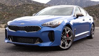 Download 2018 Kia Stinger GT Review: The Gran Turismo Reinvented! Video