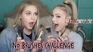 Download Full Face Using NO BRUSHES feat, My Little Sister- Lovey James Video