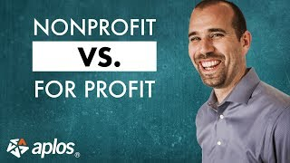 Download Nonprofit vs For-Profit: Which should I start? Video
