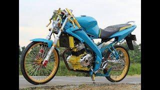 Download Modifikasi Yamaha Vixion Jari Jari Super GAUL!!! Video
