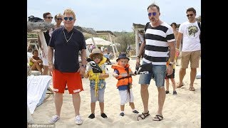 Download Elton john's Husband And Kids | Beautiful Moments Video